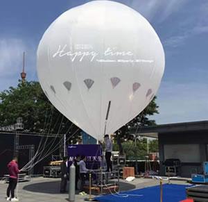 载人氦气球--圆您一个飞天梦!!
